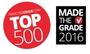 FranchiseGrade.Com Top 500